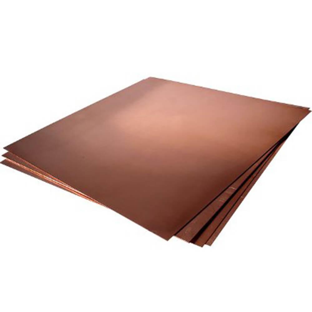 Cooper Clad Laminate Plate