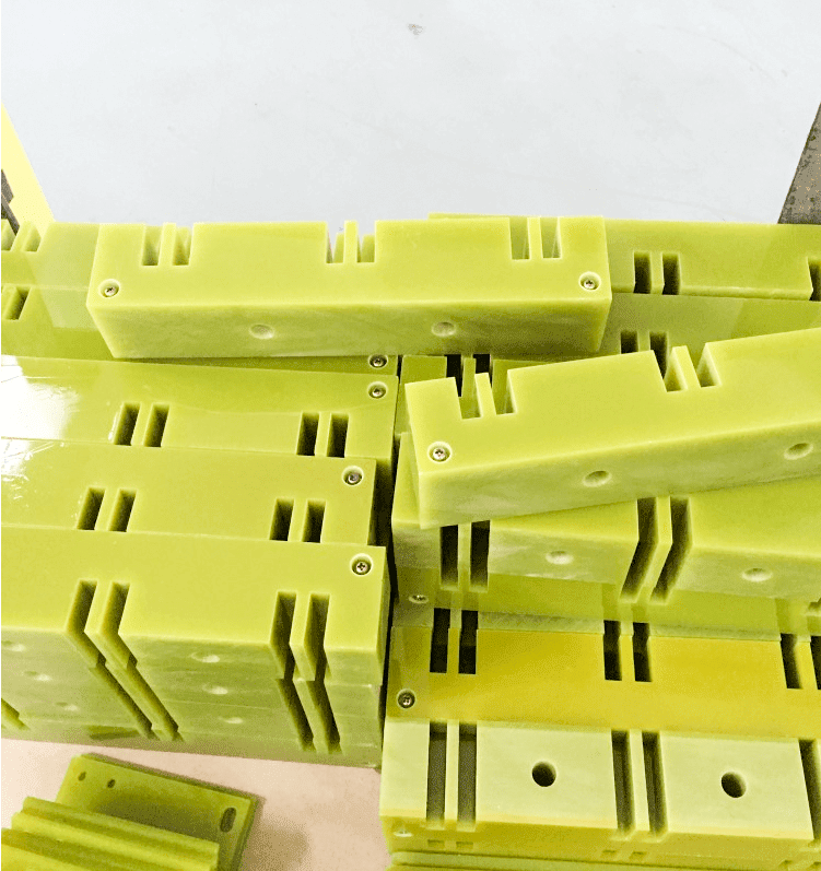 Epoxy CNC Machining Part