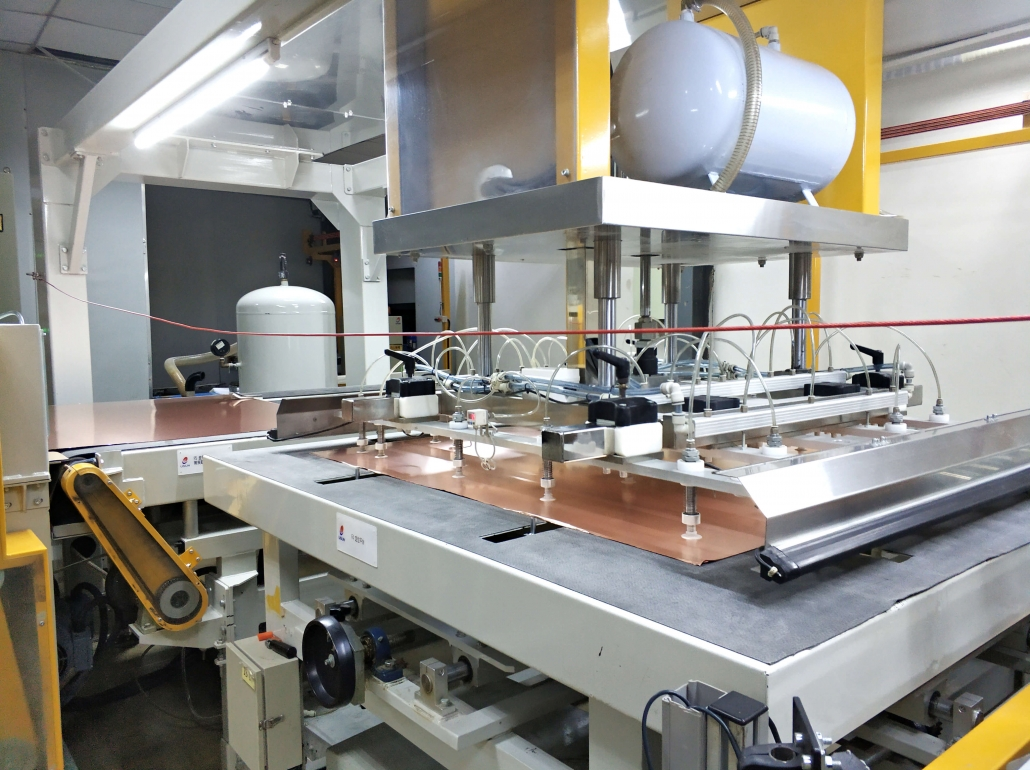 Copper Clad Laminate Sheet Shenzhen Core Tex Composite