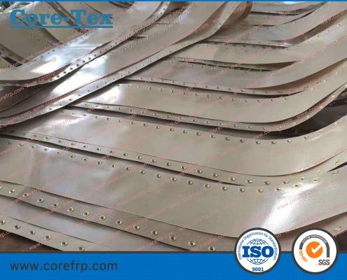 Industrial food grade conveyor belts